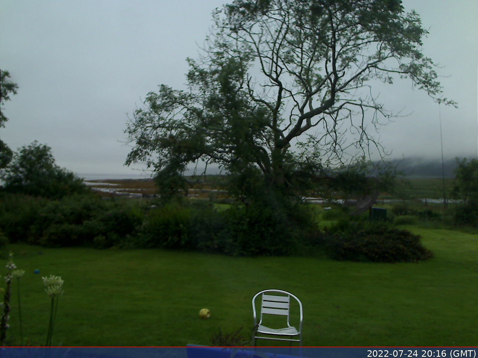 Isle of Mull, W Scotland - Webcam Image