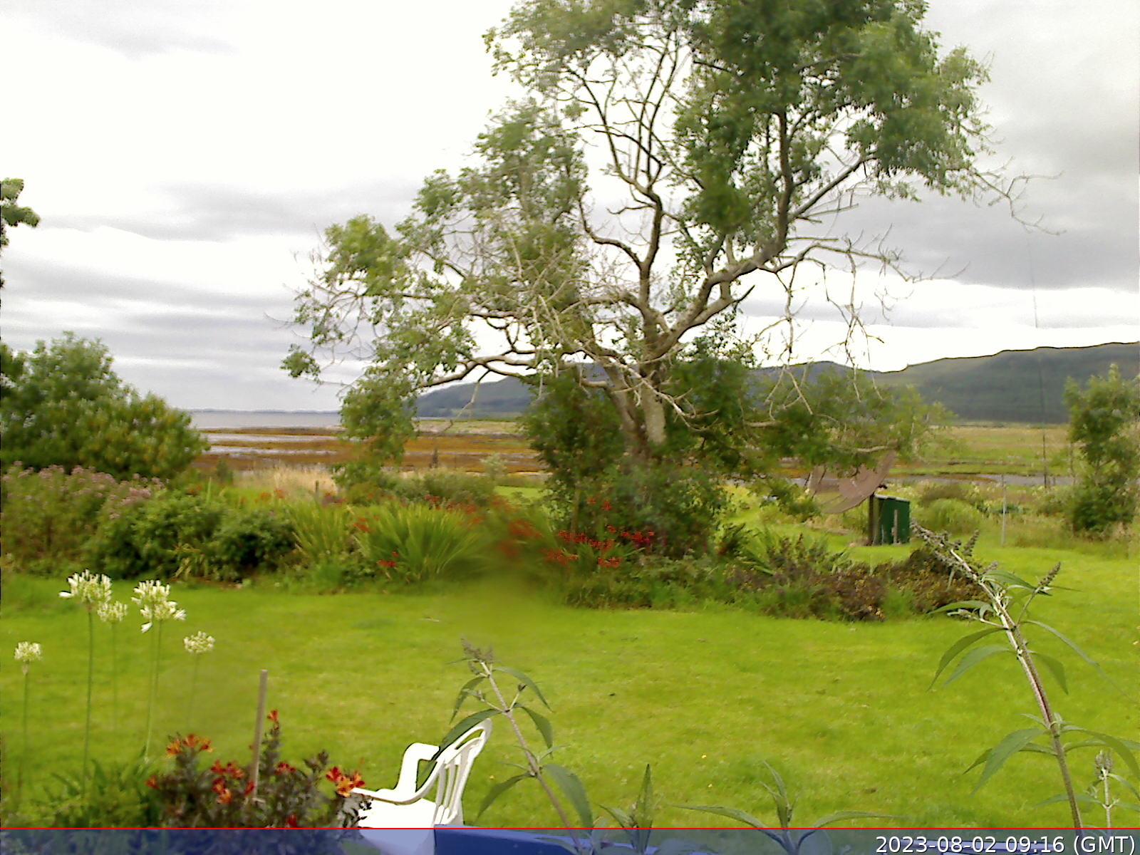 Web Camera is located in Scotland.